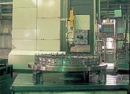 NC5面加工機 5,000×3,200×H2,300